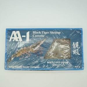 Aa-1 Black Tiger Shrimp 16/20