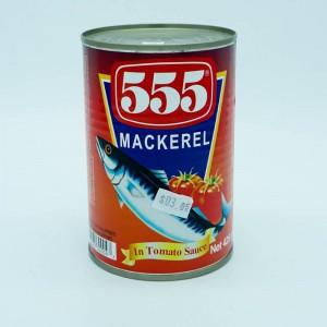 555 Mackerel In Tomato...