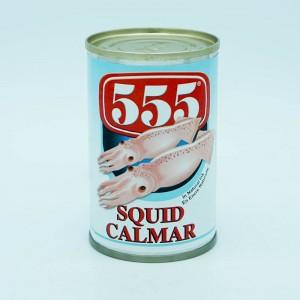 555 Squid In Ink Regular 155g