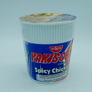 Nissin Cup Yakisoba Spicy...