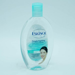 Eskinol Pimple Fighting...
