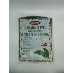 Bulacan Banana Leaves