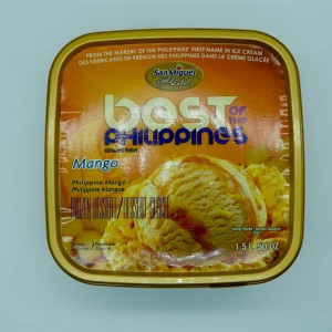 San Miguel Mango Ice Cream...