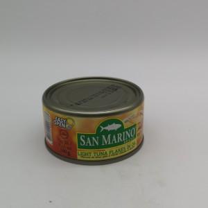 San Marino Tuna Flakes Hot...