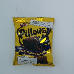 Oishi Pillow Choco Filled...