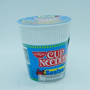 Nissin Cup Noodles Seafood...