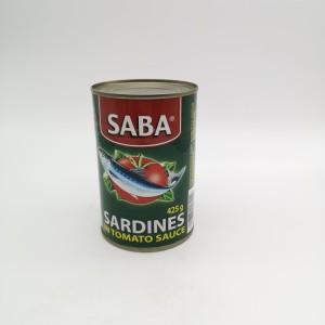 Saba Sardines Tomato Sauce...