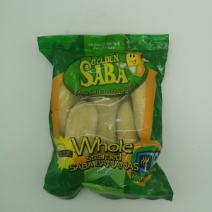 Golden Saba Whole Banana 454g