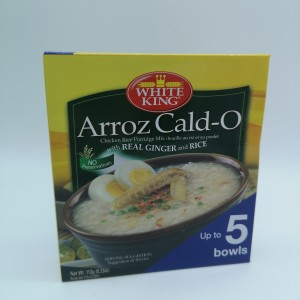 White King Arrozcaldo Mix 113g