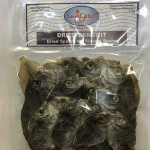 SEA CATCH DRIED DANGGIT 114G