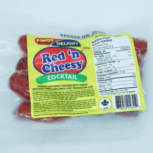 PINOY DELIGHT RED N CHEESY...