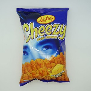 Leslies Cheezy Corn Crunch...