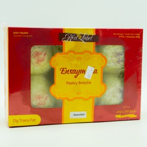 Red Label Ensaymada -...