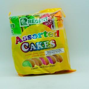 Regent Assorted Cakes 10 x 20g