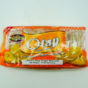 Laura's Otap Biscuits 210g
