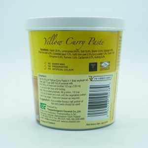 Mae Ploy Yellow Curry Paste...
