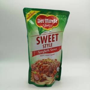 Del Monte Sweet Style...