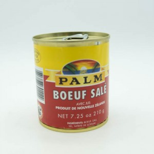 Palm Corned Beef(Small) 210g
