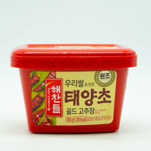 Korean Hot Pepper Paste 500g