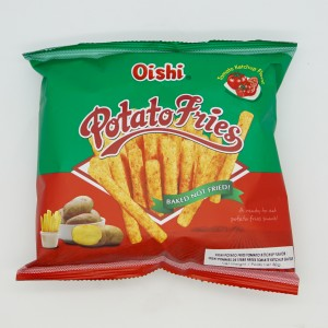 Oishi Potato Fries Tomato...