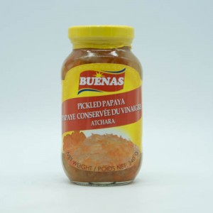 Buenas Pickled Papaya (...