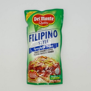 Del Monte Filipino Style...