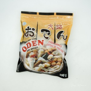 Oden Fish Cakes w/ Soup...