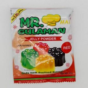 Mr Gulaman Red Jelly Powder...