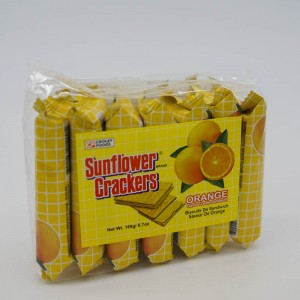 Sunflower Crackers Orange...