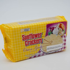 Sunflower Crackers Onion...