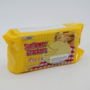 Sunflower Crackers Pizza...
