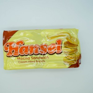 Hansel Mocha Sandwich 10x32g