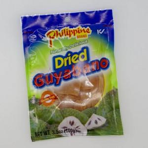 Philippine Dried Guyabano 100g