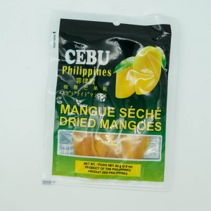 Cebu Dried Mangoes 80g