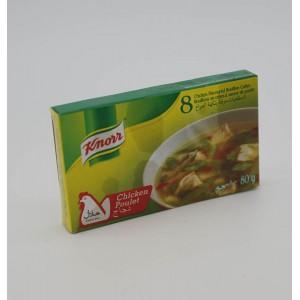 Knorr Chicken Cubes 63g
