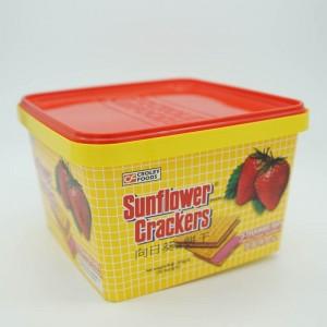 Sunflower Crackers...