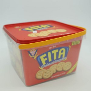 M Y San Fita Cracker Tub 600g