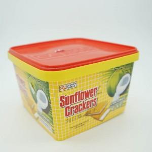 Sunflower Cracker Coconut 800g