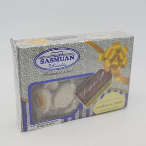 Sasmuan Cookies N Cream...