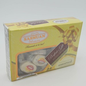 Sasmuan Assorted Polvoron 300g