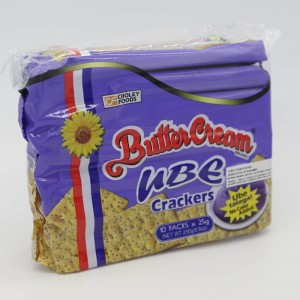 Butter Cream Ube Crackers 25g