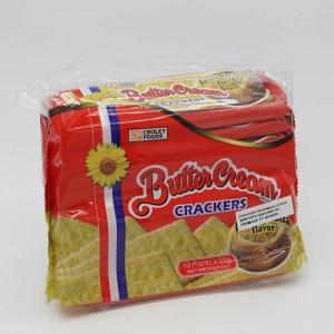 Butter Cream Crackers...