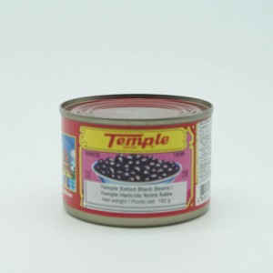 Temple Salted Black Beans...