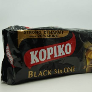 Kopiko Black 3in1 Coffee...