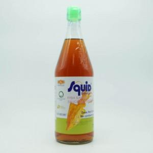Squid Fish Sauce 700ml