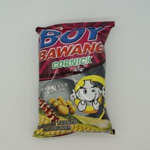 Boy Bawang Bbq Cornics 100g