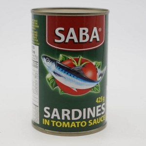 Saba Mackerel In Tomato...