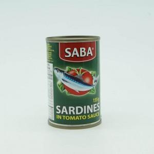 Saba Sardine In Tomato...