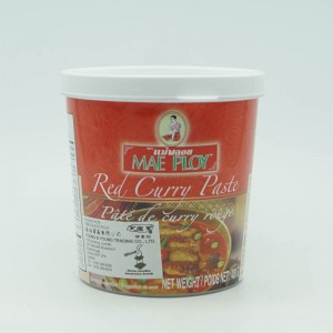 Mae Ploy Red Curry Paste 400 G