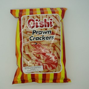 Oishi Prawn Cracker Reg 90g